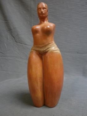Petite femme centaure drapée ...